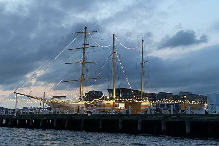 Tall Ship Boston
