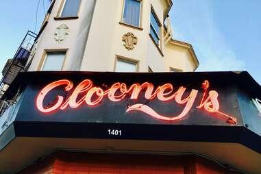 clooneys sign