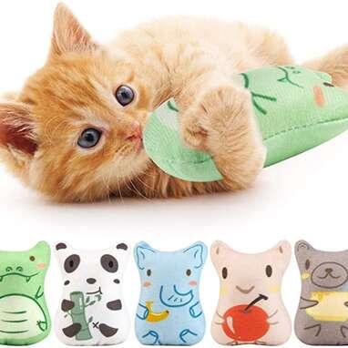 Dorakitten Catnip Toys