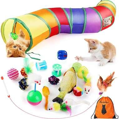Dorakitten Kitten Toy Variety Pack