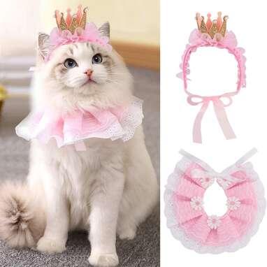 Legendog Princess Cat Costume