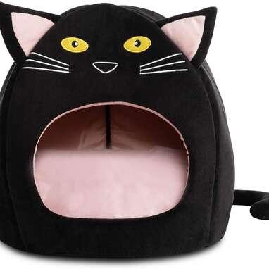 Hollypet Black Cat Cave