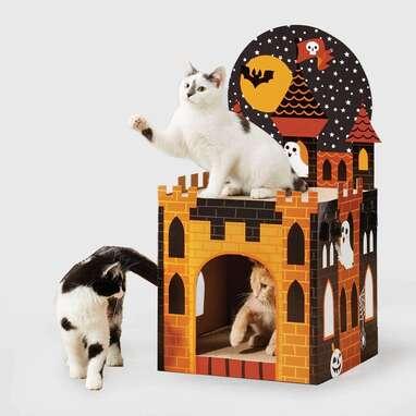Hyde & EEK! Halloween Cat Castle