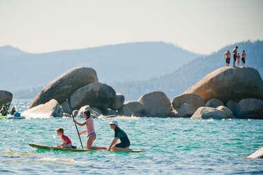 kayak pour enfants