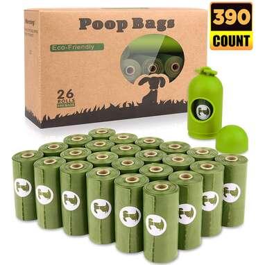 BOTEWO Eco-Friendly Dog Poop Bags