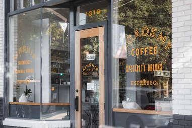 Outdoor Academy Café