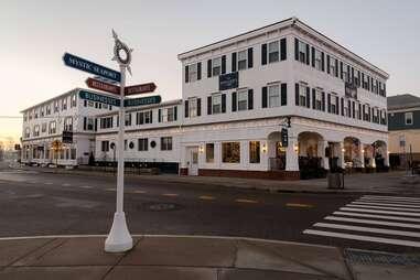 The Whaler's Inn, Mystic CT