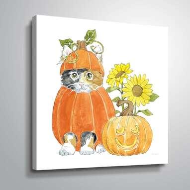 Halloween Pets II Wall Art