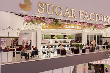 Sugar Factory outside view