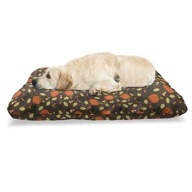 Ambesonne Autumn Pet Bed