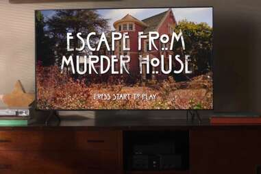 escape from murder house the video game