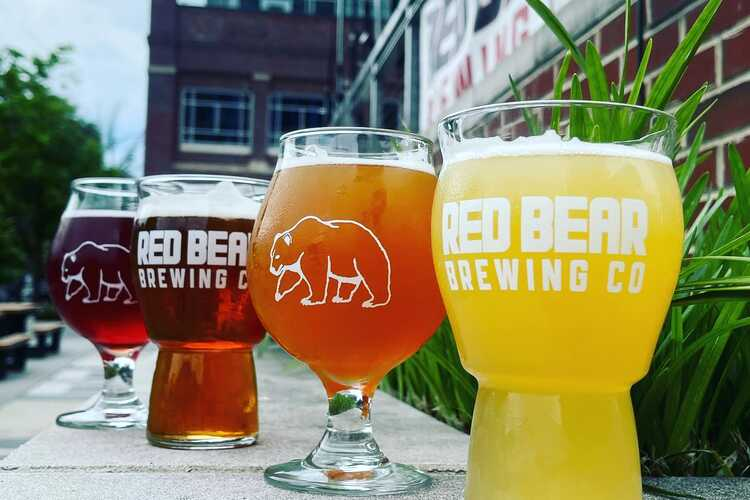 Red Bear Brewing Co