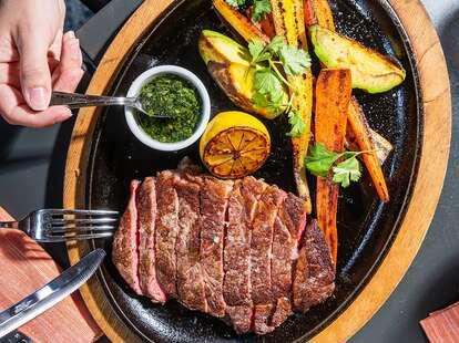 Boqueria steak