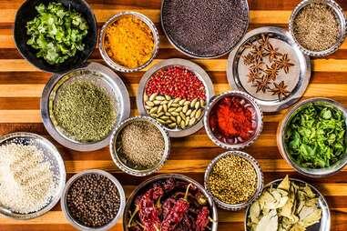 Tailor Nashville spices