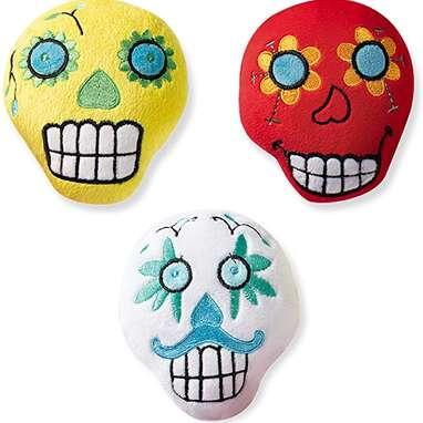 Fringe Studio Mini Sugar Skull Toy Set