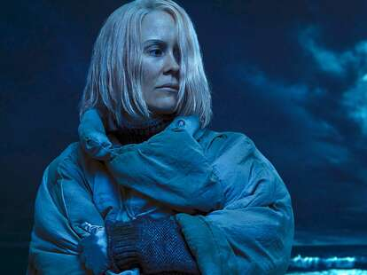 sarah paulson in american horror story: double feature, red tide