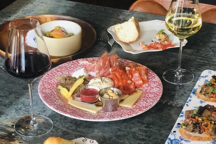 Jovanina's Broken Italian