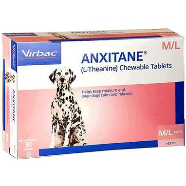 Anxitane Chewable Tablets