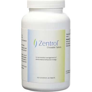 Zentrol Chewable Tablets