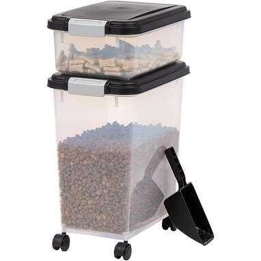 IRIS USA 3-Piece Food Storage Container