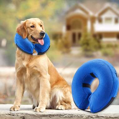BENCMATE Inflatable Cone Collar