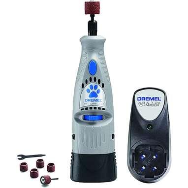 Dremel 7300-PT Cordless Dog Nail Groomer