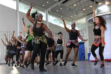 Harlem Dance Club