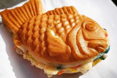 BeanFish waffle