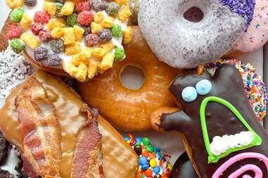 Voodoo Doughnut donuts