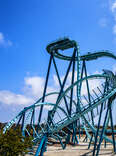 Seaworld emperor coaster opening date