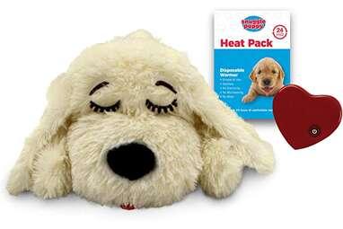 Best Calming Plush: SmartPetLove Snuggle Puppy Behavioral Aid Toy
