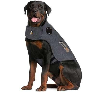 Best Anxiety Jacket: ThunderShirt Classic Dog Anxiety Jacket