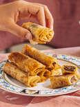 baklava nutella recipe roll dessert