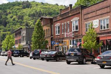 downtown Roscoe