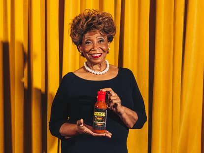 mama's hot sauce mama harlem spicy