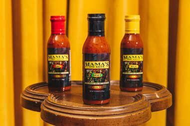 mama's hot sauce harlem new york spicy
