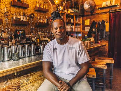 Owner of 67 Orange Street, Karl Franz Williams