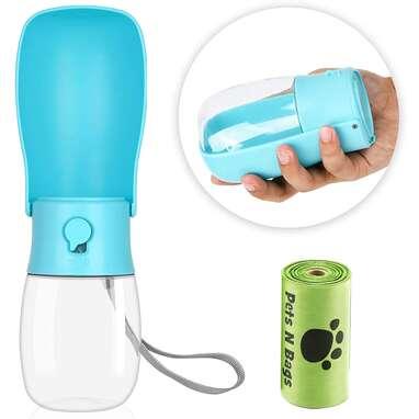 Amalen Foldable Dog Water Bottle