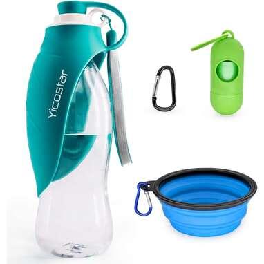 Yicostar Dog Water Bottle