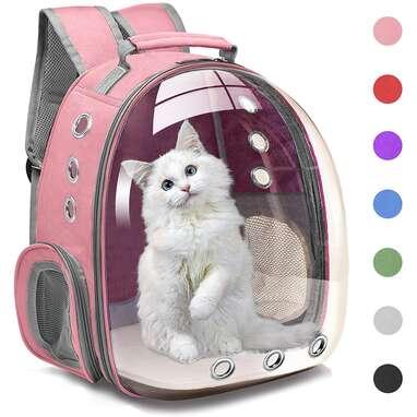 Henkelion Pet Backpack