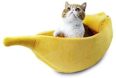 Petgrow Banana Bed