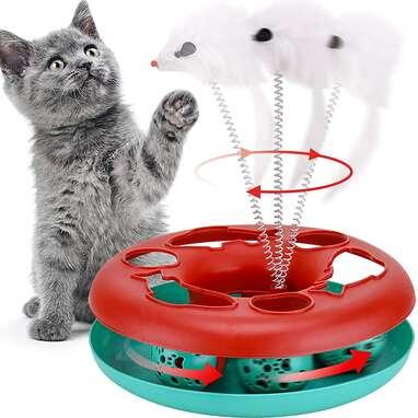 Reeple Interactive Cat Toy
