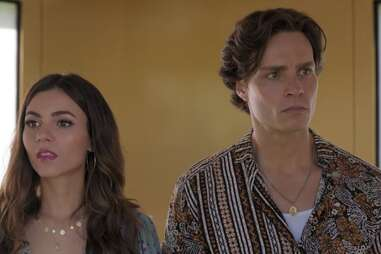 victoria justice and spencer sutherland in afterlife of the party