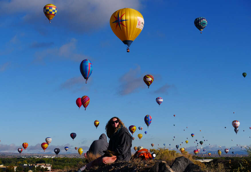 America's Skies Will Be Filled with Hot Air Balloons This Month