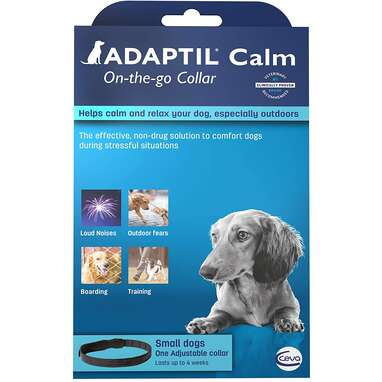 Best Overall: Adaptil Calming Collar for Dogs