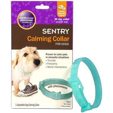 Best Smelling: Sentry Calming Collar for Dogs
