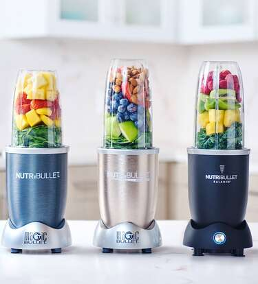Save 20% on All NutriBullet's Blenders This Labor Day Weekend