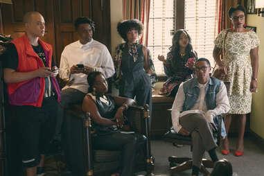 dear white people cast in season 4