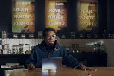 deron horton in dear white people season 4
