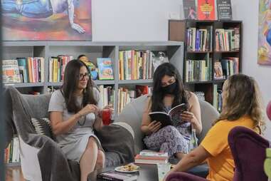 Palabras Bilingual Bookstore